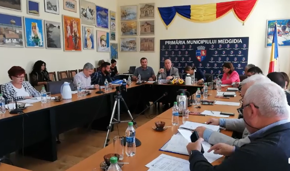 Consiliul Local Medgidia - Arhivă