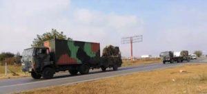 Convoi militar