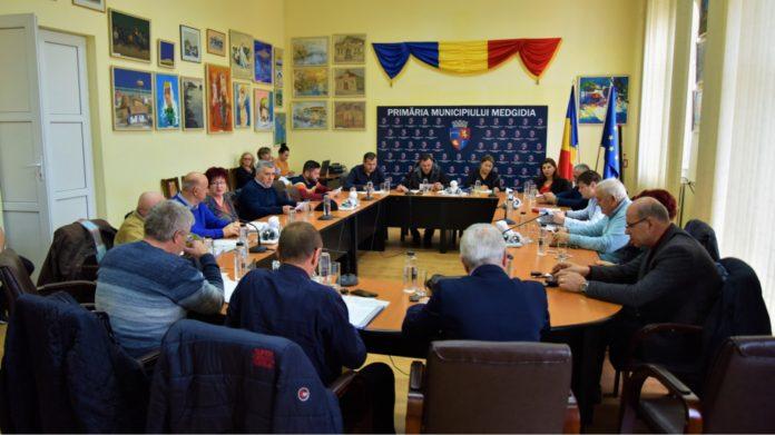 Consiliul Municipal Medgidia