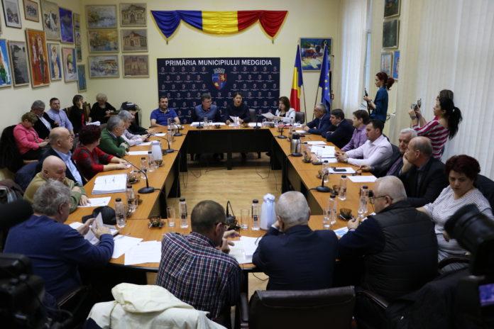 Consiliul Local Medgidia