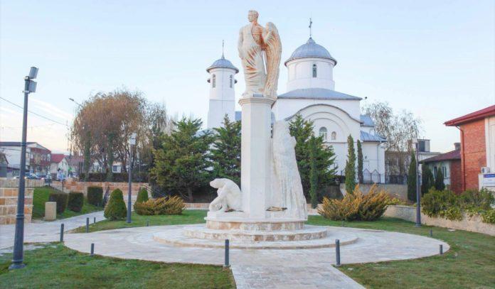 Statuia poetului Ovidiu