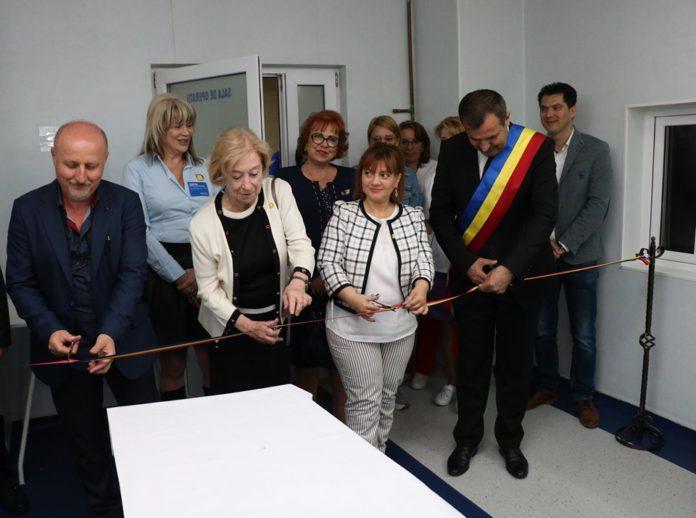 Inaugurare unitate laparoscopica Spitalul Municipal Medgidia