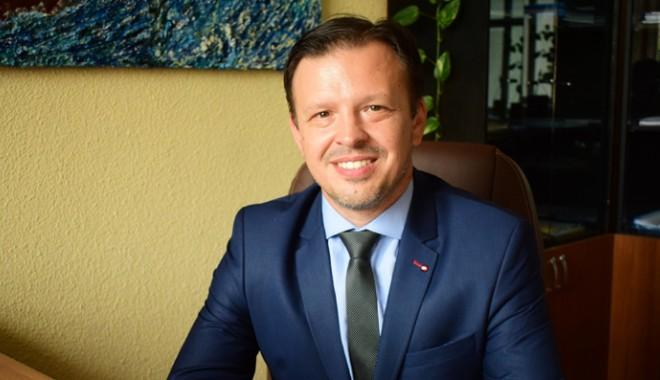 Viorel Ionescu primar Hârșova