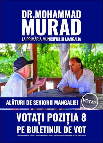 Mohammad Murad primar Mangalia