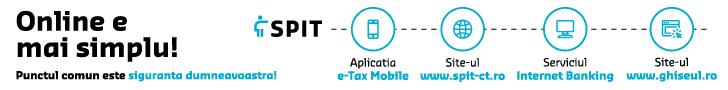 banner SPIT Serviciul Public de Impozite și Taxe Constanța 29 septembrie 2020