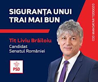 Liviu Brailoiu PSD