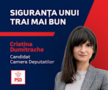 Cristina Dumitrache PSD Camera Deputatilor