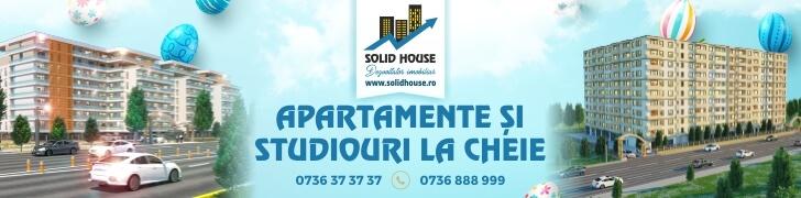 Solid House apartamente si studiouri de vanzare Constanta