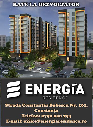 Energia Residence CONSTANTA apartamente de vanzare garsoniere studiouri