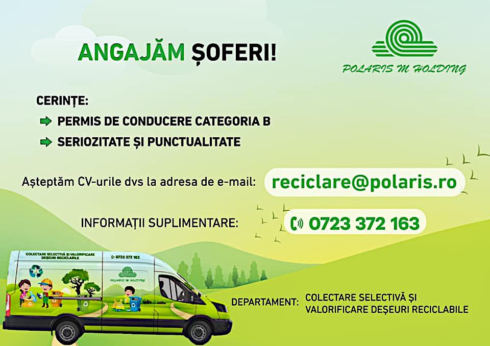 polaris firma reciclare colectare selectiva constanta 7 aprilie 2021