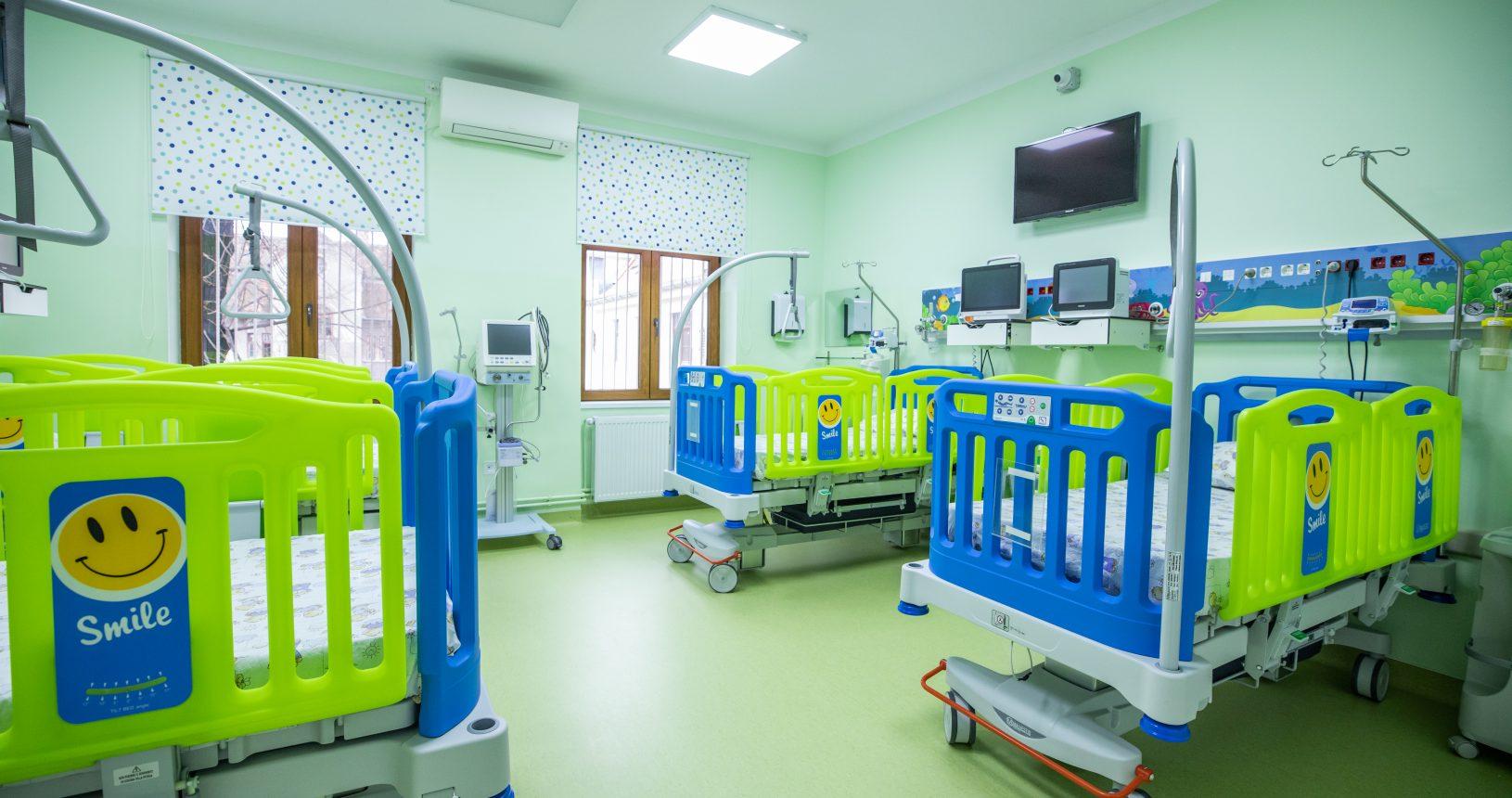 Spital pediatrie