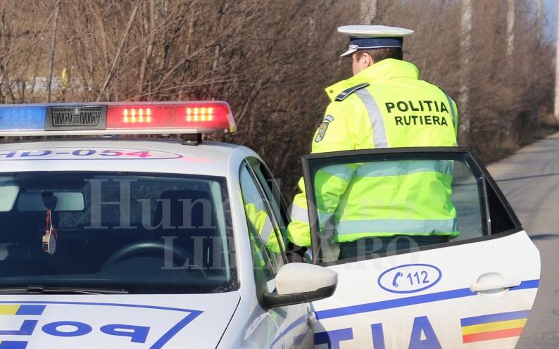 Test de vedere la poliția rutieră